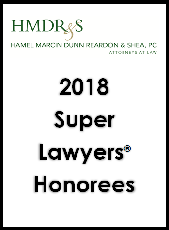 2018 Super Lawyers Honorees
